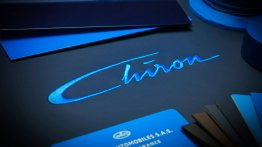 Bugatti confirms 'Chiron' name for Veyron successor, debut at Geneva 2016 - IAB Report