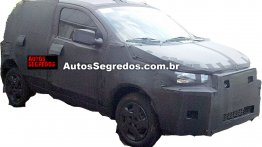 Fiat 'X1H' hatchback spotted heavily disguised - Spied