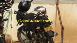 Hero Passion iSmart 110 cc motorcycle could be in the making - Spied