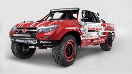 Honda Ridgeline race truck unveiled, previews 2017 Ridgeline pick-up - IAB Report