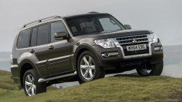 Successor to the Mitsubishi Pajero/Montero/Shogun cancelled - Report