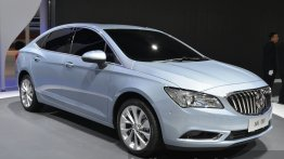 Buick Verano - Motorshow Focus