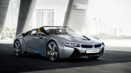 BMW i8 Spyder concept headed for production - Report