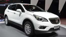 Sales of the China-made Buick Envision gather pace in USA