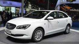 Buick Excelle GT - Motorshow Focus