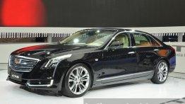 Cadillac CT6 - Motorshow Focus