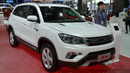 Changan CS75 - Motorshow Focus