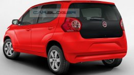 Fiat X1H to be called Fiat Mobi - Report