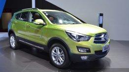 Haima S5 - Motorshow Focus