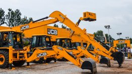 JCB at EXCON 2015 - IAB Report