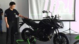 Kawasaki Versys 650 launched at INR 6.60 lakhs - IAB Report