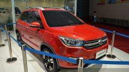 Lifan X40 concept - Motorshow Focus