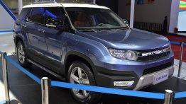 Lifan X70 concept - Motorshow Focus