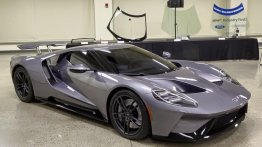 Production-spec 2017 Ford GT spotted, features minimal changes - Spied