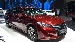Toyota Crown - Motorshow Focus