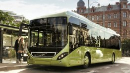Volvo hybrid bus to be trialed in India - Report