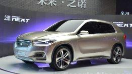BMW Zinoro Concept Next - Motorshow Focus