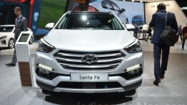 2016 Hyundai Santa Fe (facelift) - Geneva Motor Show Live