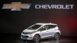 Chevrolet Bolt unveiled with more than 320 km range - IAB Report
