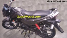 Hero Passion iSmart caught again, could debut at 2016 Auto Expo - Spied