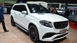 India-bound Mercedes GLS 63 - Geneva Motor Show Live