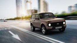 2018 Lada 4X4 to sport the signature 'X' shaped design - Report