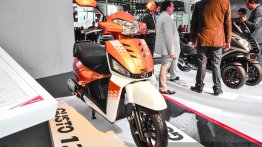 Mahindra Gusto 110 CBS and Gusto 125 CBS launched in India