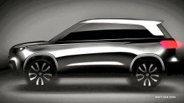 Maruti Vitara Brezza sub-4m SUV's first teaser image released - IAB Report