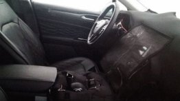 Interior of the new Ford Mondeo (2017 Ford Fusion) - Spied