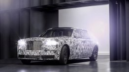 Rolls-Royce Cullinan's aluminium space-frame architecture begins testing - IAB Report