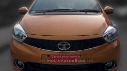 Tata Zica starts arriving at dealerships - Spied