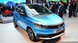 Personalized Tata Zica Adventure Themed version - Auto Expo 2016