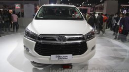 Toyota Innova Crysta G Plus trim launched, priced from INR 15.57 lakh