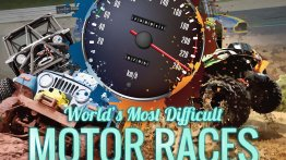 The World's Most Difficult Motor Races - Infographic