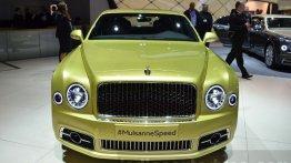 2016 Bentley Mulsanne (facelift) - Geneva Motor Show Live