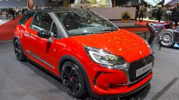 2016 DS 3, DS 3 Cabrio, DS 3 Performance, DS 3 Performance BRM - Geneva Motor Show Live