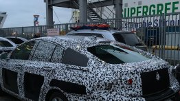 IAB reader spots the second-gen 2017 Opel Insignia in Lapland - Spied