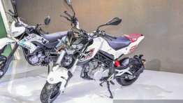 Benelli BX250, Benelli Tornado Naked T-135 - Auto Expo 2016
