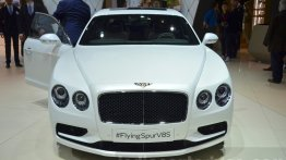 Bentley Flying Spur V8 S - Geneva Motor Show Live
