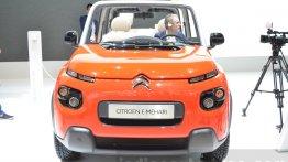 Citroen E-Mehari, Citroen E-Mehari By Courreges - Geneva Motor Show Live