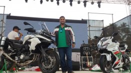 Four upcoming Benelli models showcased at IBW 2016 - IAB Report