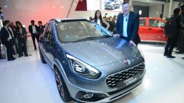 Fiat Avventura Urban Cross to launch in 2016 - Auto Expo 2016