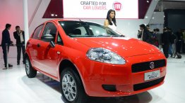 Fiat Punto production ends in Europe; 257 units sold in India in 2018