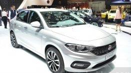 Fiat Tipo sedan - Geneva Motor Show Live