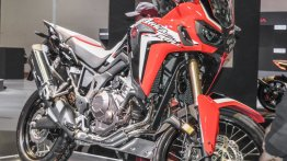 Honda CRF1000L Africa Twin announced for local assembly - Auto Expo 2016