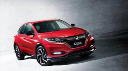 2016 Honda Vezel Hybrid RS announced for Japan - IAB Report