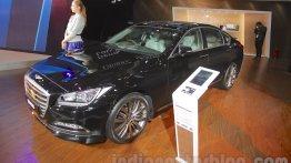 Hyundai Genesis - Auto Expo 2016