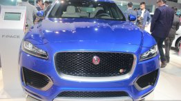 Jaguar F-Pace Indian prices revealed ahead of 20 October launch
