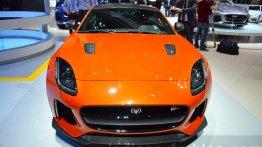 Jaguar F-Type SVR - 2016 Geneva Motor Show Live