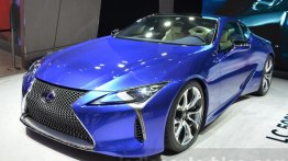 Exclusive: Lexus LC now available to pre-book in India, to be launched in Q4 2019